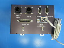 Asyst 9700-6170-01 Junction Box for Asyst AXYS Model 21 Robot