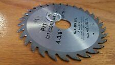 "Saw Blade 4 3/8"" x 30 teeth Carbide tip 8500 RPM Wood"
