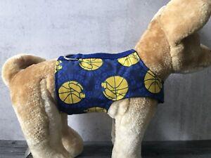 Warriors Dog Vest Harness Size XXS