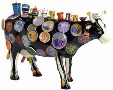 Cow Parade. Moo Potter. Figurine Plates Cup Mug Dish. KANSAS CITY