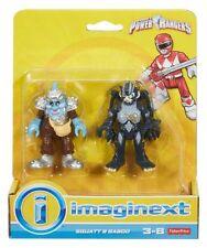 Power Rangers Plastic Action Figure Collections