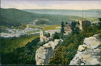 Ansichtskarte Baden-Baden Das Alte Schloß   (Nr.951)