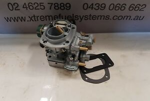 RECONDITIONED ADM WEBER SUIT FORD 250 CROSS FLOW XF BLACK EST WIRE FALCON