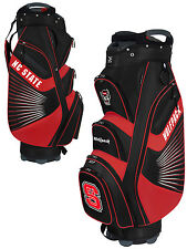 Team Effort The Bucket II Cooler NCAA Collegiate Golf Cart Bag NC State Wolfpack
