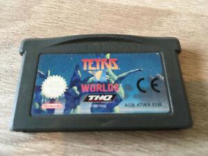 Tetris Worlds Game Boy Advance GBA