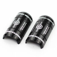 Carbon Bicycle Handlebar Shim Stem Reducer Adapter For 26mm 25.4mm 35mm to 31.8m