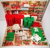 LEGO MINITALIA COSTRUZIONI MATTONCINI LEGO ORIGINALI VINTAGE TOYS