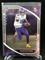 2020 Panini Absolute Football Justin Jefferson Rookie Minnesota Vikings RC #168