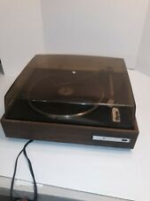 Vintage General Electric Profile II Turn Table Record Player Parts
