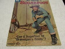 Dell Sugarfoot  Four Colors   #907  (1958)