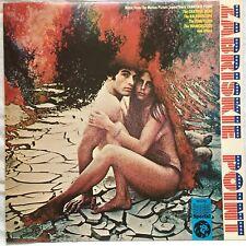 Zabriske Point Soundtrack Pink Floyd Grateful Dead 1970 MGM Made In UK NM nice