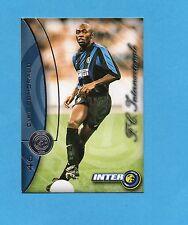 INTER CARDS 2000- numero 46- CYRIL DOMORAUD -NEW
