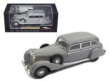 1938 Mercedes 770K Sedan Grey 1/43 Diecast Car Model by Signature Models