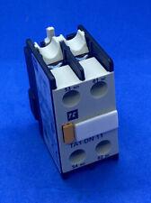 New Listingshamrock Controls Ta1dn11 Ns 6a 500v 2p Directly Replaces La1dn11