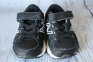 New Balance Toddler Shoes Athletic Sneakers Black Size 2 Infant Brand New