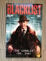 The Blacklist Vol 1: The Gambler by Beni Lobel,Nicole Phillips, First Print