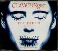 CLAWFINGER The Truth  CD 4 Tracks, Orig/Cyberglaumix/Get It/Don'T Get Me Wrong