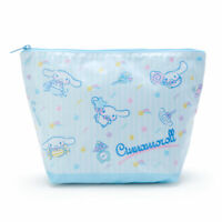 Cinnamoroll Laminate Pouch L Sanrio Japan Official Goods w/Tracking #