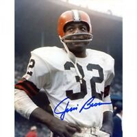 Jim Brown Autographed / Signed Standing 8x10 Photo