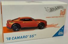 Hot Wheels ID Series 1 Factory Fresh '18 Camaro SS