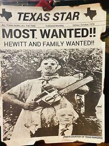 texas chainsaw massacre 1974 Gunnar Hanson Leatherface