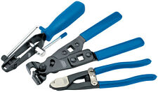 Draper Expert 3 piezas GUARDAPOLVOS para CV Interior Kit de mantenimiento