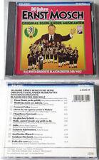 ERNST MOSCH 30 Jahre / Das erfolgreichste Blasorchester .. 1986 Teldec CD TOP