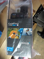 New GoPro HD Hero 3+ Black Edition Hero 3 PLUS CHDHX-302 Adventure Camera
