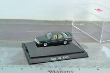 Herpa AUDI V8 EVO Green Car 1:87 Scale HO (HO4437)