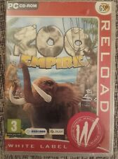 """PC Games Cd - Rom """"Zoo Empire"""" Reload. White Label.  BRAND NEW & FACTORY SEALED"""