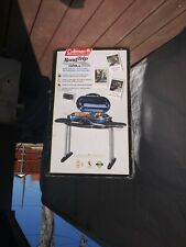 Coleman Roadtop grill 20,000 Btu Portable Folding  Stand Grill with carry case