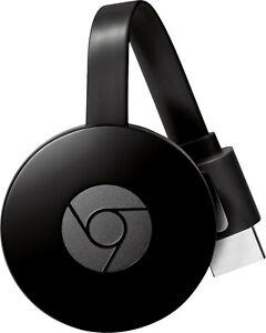 Google Chromecast Ultra NC2-6A5-D 4K UHD Internet Media Video Streaming Device