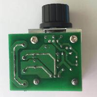 2000W Governor Thyristor Electronic Volt Regulator Speed Controller 220V