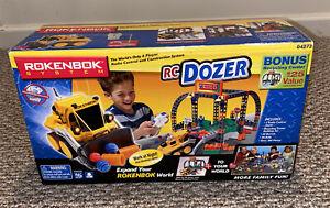 Rokenbok System RC Dozer Recycling Center Kit 04273 - Brand New! Free Shipping!