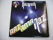 NAZARETH - RAZAMANAZ - CD NEW UNPLAYED VINYL REPLICA 2009 W/BONUS TRACKS
