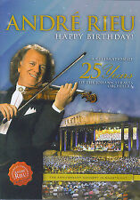 André Rieu : Happy Birthday ! The anniversary concert in Maastricht (DVD)