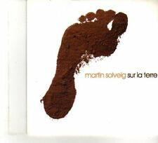 (DW189) Martin Solveig, Sur La Terre - 2003 DJ CD