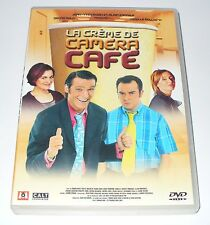 DVD LA CREME DE CAMERA CAFE