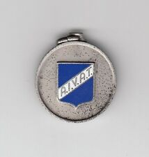 [44979] 1958 ITALIAN AMATEUR TENNIS ASSOCIATION VETERANS KEY CHAIN MEDAL