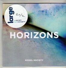 (CU7) Horizons, Model Society - DJ CD
