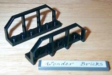 4x Lego Fences Train Wagon Rail 3677