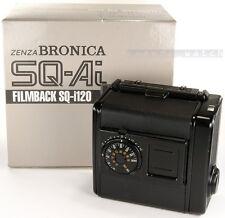 Zenza Bronica 120 SQ-I 6x6 Film Back Holder pour SQ-ai SQ-a SQ-AM SQ-B/2316868