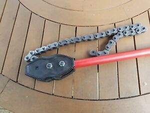 Facom 1 metre Pipe Wrench
