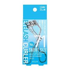 [KOJI] No 71 Curving Eyelash Curler 33mm Short Size Wide Curvature JAPAN NEW