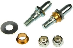 Door Hinge Pin and Bushing Kit Front,Rear Dorman 38453