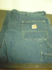 Carhartt FR Carpenter's Jeans Size 44x34 #290-83 - (GOOD CONDITION)  B*