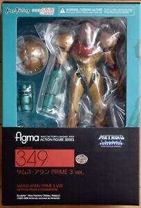 Figma Good Smile Company Metroid Samus Aran PRIME ver. 3 action figure