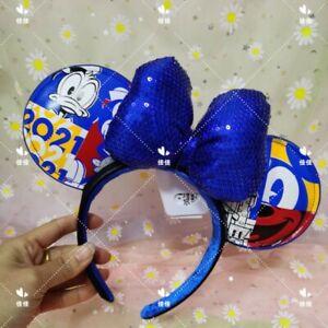 New 2021 Walt Disney World Park Mickey Mouse Ear Headband