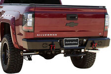 Iron Cross 21-525-07 2007-2010 SILVERADO/GMC HD REAR BUMPER