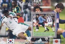 Guinea-Bissau Block315 unmounted mint / never hinged 2001 Football-WM 2002